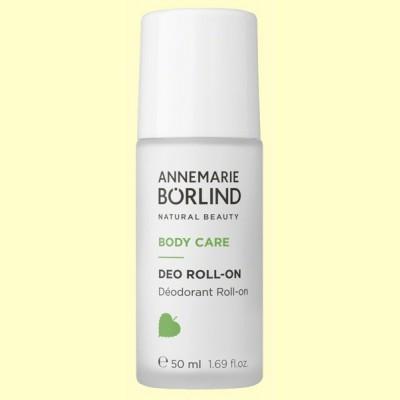 Body Care Desodorante Roll On - 50 ml - Anne Marie Börlind