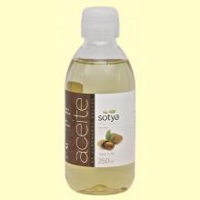 Aceite de Almendras - 250 ml - Sotya