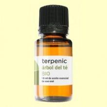 Árbol del Té - Aceite Esencial Bio - 10 ml - Terpenic Labs