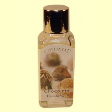 Aceite Perfumado - Colonial - Aroma Chocolate - 9 ml
