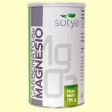 Carbonato de Magnesio - 180 gramos - Sotya