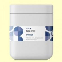 Crema Masaje Pro - 1000 ml - Terpenic Labs
