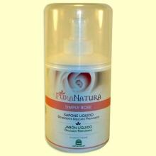 Jabón líquido delicado y perfumado - Natura House - 300 ml