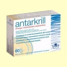 Antarkrill - Corazón y Ojos - 60 perlas - Bioserum