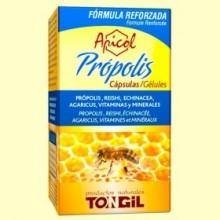 Apicol Própolis - 40 cápsulas vegetales - Tongil