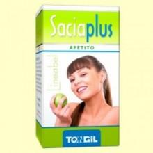 Saciaplus Apetito - 60 cápsulas - Tongil