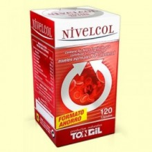 Nivelcol - Colesterol - 120 cápsulas - Tongil