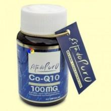 Co Q10 100 mg Estado Puro - 60 cápsulas - Tongil