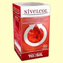 Nivelcol - Colesterol - 60 cápsulas - Tongil