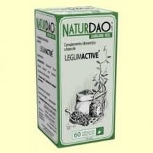 Naturdao 3.000.000 HDU - 60 cápsulas - Legumactive