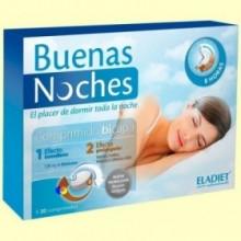 Buenas Noches - Melatonina - 30 comprimidos - Eladiet