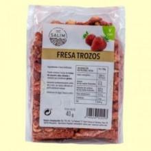 Fresa en Trozos - Int- 40 gramos -Salim