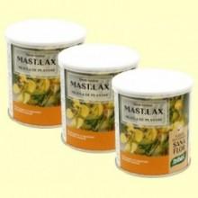 Mast Lax - Sanaflor - pack 3 x 75 gramos - Santiveri