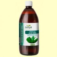 Jugo Aloe Vera - 1 litro - Sotya