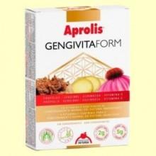 Gengivitaform - Sistema Respiratorio - 20 ampollas - Intersa
