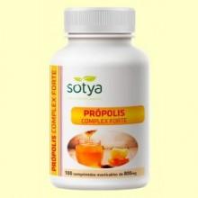 Própolis Complex Forte - 100 comprimidos masticables - Sotya