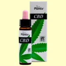 CBD 5% - Aceite de Semilla de Cáñamo - 10 ml - Plantis