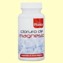 Cloruro de Magnesio - 100 comprimidos - Plantis