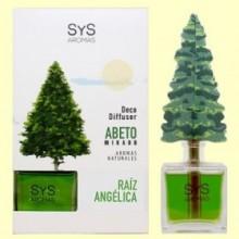 Ambientador Difusor Abeto aroma Raíz Angélica - 90 ml - Laboratorio SyS
