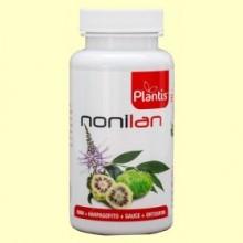 Nonilan - Noni + Harpagofito + Sauce + Ortosifon - 60 cápsulas - Plantis