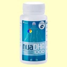 NuaDHA 1000 - 30 cápsulas - Preparado alimenticio de DHA