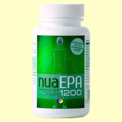 NuaEPA 1200 - 90 cápsulas - Ácido Eicosapentaenoico