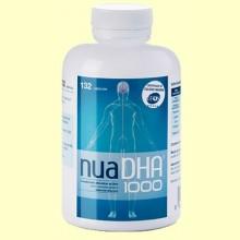 NUADHA 1000 - 132 cápsulas - Preparado alimenticio de DHA
