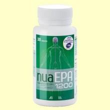 NuaEPA 1200 - 30 cápsulas - Ácido Eicosapentaenoico