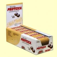 Barrita Protéica CN - Sabor Toffee - Nutri Sport - 24 barrita