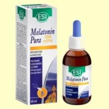 Melatonin Gotas con Erbe Della Notte - Melatonina 1,9 mg - 50 ml - Laboratorios Esi