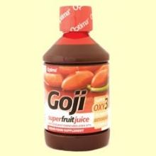 Zumo de Fruta de Goji - Enriquecido con Antioxidante OXY3 - 500 ml.
