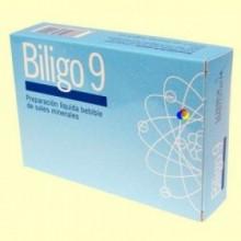Biligo 9 Silicio - 20 ampollas - Plantis
