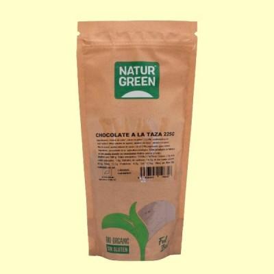 Cacao a la Taza Bio - 225 gramos - NaturGreen