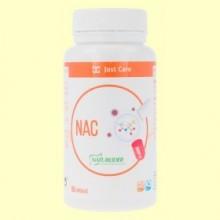 NAC 600 mg N-Acetil Cisteína - 60 cápsulas - Naturlider