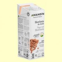 Horchata de Chufa Bio - 1 litro - Amandin