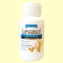 Levasol - Levadura de Cerveza - 200 comprimidos - Hijas del Sol