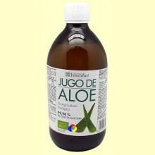 Jugo de Aloe Vera Bio - 500 ml - Ynsadiet