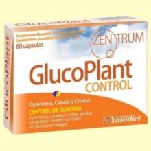 Zentrum Glucoplan Control - Control de la glucosa - 60 cápsulas - Ynsadiet