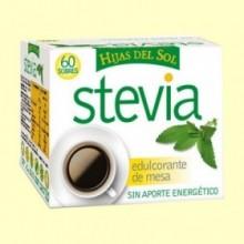 Stevia - 60 sobres - Hijas del Sol