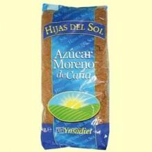 Azúcar Moreno Integral de Caña - 1 Kg - Hijas del Sol
