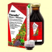 Floradix Elixir - 250 ml - Salus