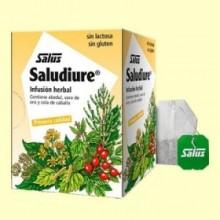 Infusión Saludiure - 15 bolsitas filtro - Salus