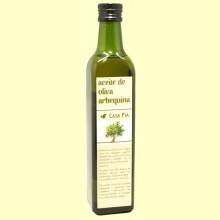 Aceite de Oliva Arbequina Virgen Extra - 750 ml