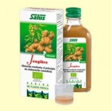 Jugo ecológico de Jengibre - 200 ml - Salus