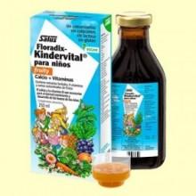 Floradix Kindervital - 250 ml - Salus