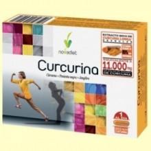 Curcurina - 30 cápsulas - Novadiet