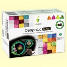Despatic Black - 20 ampollas - Novadiet