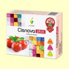 Cisnova Plus - Arándano Rojo Americano - 60 cápsulas - Novadiet