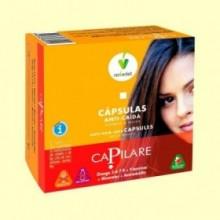 Capilare Anti-caída - 60 cápsulas - Novadiet