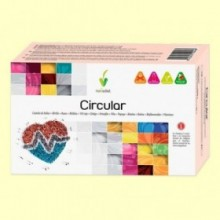 Circular - Vasos Sanguíneos - 20 viales - Novadiet